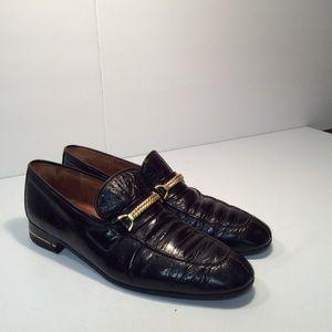 "Gucci ""Rare"" Vintage Men's Loafers Dress Shoes"